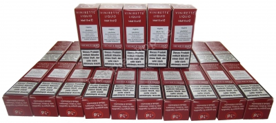 25 x 10ml Vinirette Liquid Virginia Tabakgeschmack